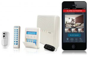 wireless alarm monitoring service